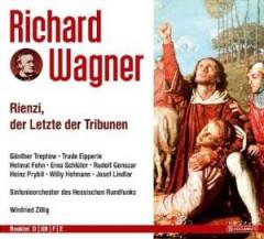 Wagner, R. - Rienzi  Cr