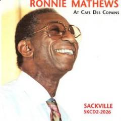 Mathews, Ronnie - At Cafe De Copains