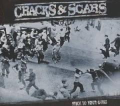 Cracks & Scars - Stick To Your Guns  Digi