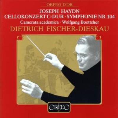 Haydn, J. - Cello Concerto C Dur