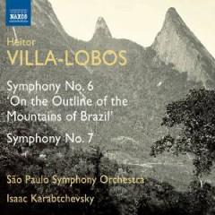 Villa Lobos, H. - Symphony No.6