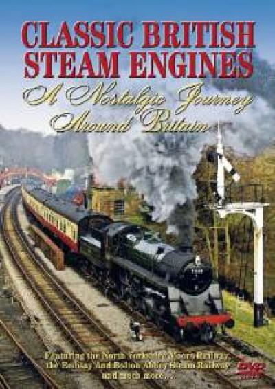 Documentary - Classic British Steam..