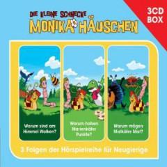Audiobook - Die Kleine Schnecke Box 2
