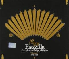 Piazzolla, Astor - Completo En Philips Y..