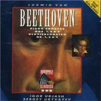 Beethoven, L. Van - Piano Sonata No.1 In F