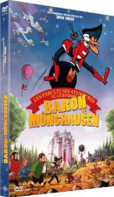 Animation - Aladin Et La Lampe..