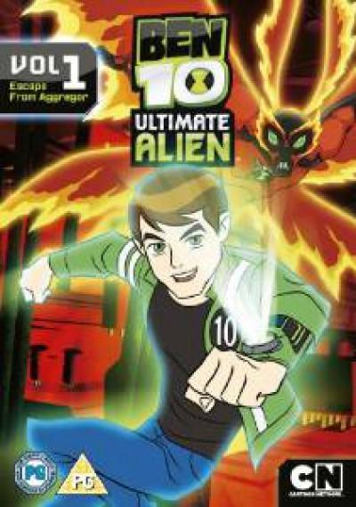 Animation - Ben 10: Ultimate V.1