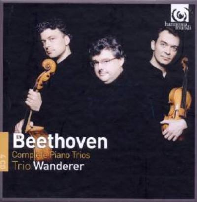 Beethoven, L. Van - Complete Piano Trios
