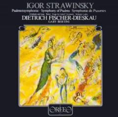 Stravinsky, I. - Abraham & Isaac Psalmensy