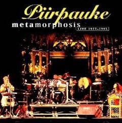 Piirpauke - Metamorphosis