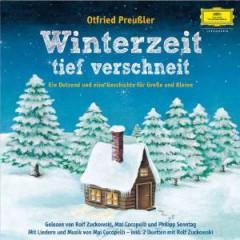 Audiobook - Winterzeit, Tief..