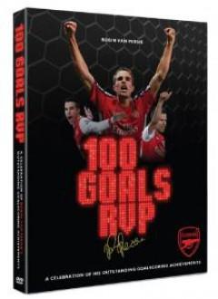 Sports - Robin Van Persie 100..