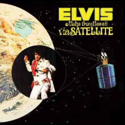 Presley, Elvis - Aloha From Hawaii..  Hq