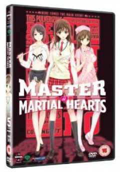 Manga - Master Of Martial Hearts