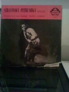 Stravinsky, I. - Petrushka  180 Gr.