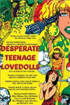 Movie - Teenage Desperate Lovedol