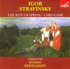 Stravinsky, I. - Rite Of Spring/Card Game