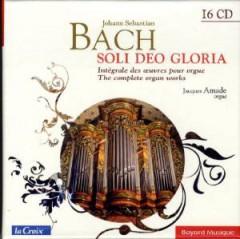 Bach, J.S. - Soli Deo Gloria