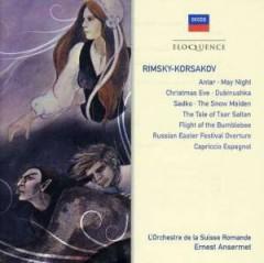 Ansermet, Ernest - Rimsky-Korsakov: Orchestral Works
