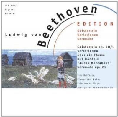 Beethoven, L. Van - Geistertrio, Variations,
