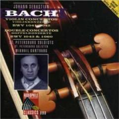 Bach, J.S. - Violin Concerto In A
