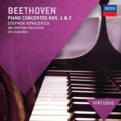 Beethoven, L. Van - Piano Concertos 1&2