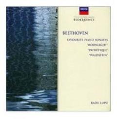 Beethoven, L. Van - Piano Sonatas 8,14,21