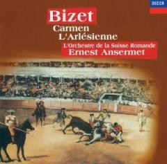 Ansermet, Ernest - Shm Bizet: Carmen..  Ltd