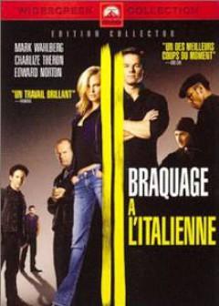 Movie - Italian Job  2003