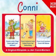 Audiobook - Conni Box Vol.4