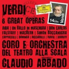 Verdi, G. - 6 Great Operas  Coll. Ed
