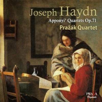 Haydn, J. - String Quartets Op.71