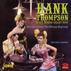 Thompson, Hank - Headin'down The Wrong..