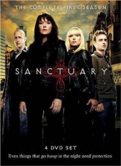 Tv Series - Sanctuary   Series 1