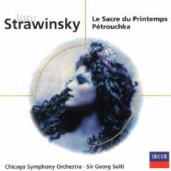 Stravinsky, I. - Le Sacre Du Printemps Pet