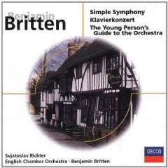 Britten, B. - Simple Symphony