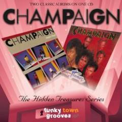 Champaign - Modern Heart / Woman In..