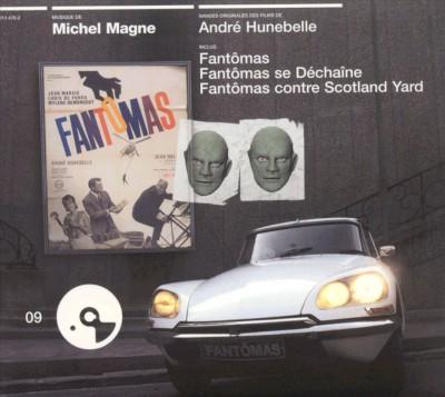 Ost - Fantomas Trilogy