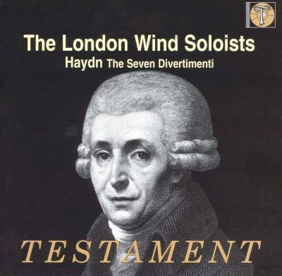Haydn, J. - Seven Divertissements