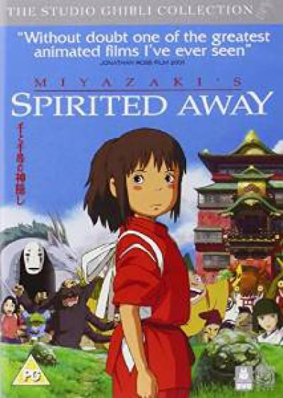 Animation - Spirited Away