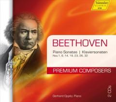 Beethoven, L. Van - Piano Sonatas No.1,8,14,1