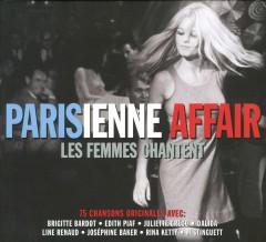 V/A - Parisienne Affair. Les..