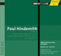 Hindemith, P. - Messe/Apparebit Repentina