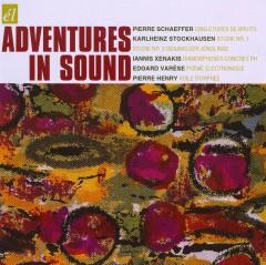 Stockhausen, Karl Heinz - Adventures In Sound