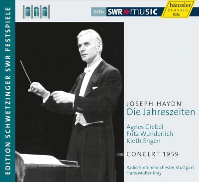 Haydn, J. - Die Jahreszeiten (Concert