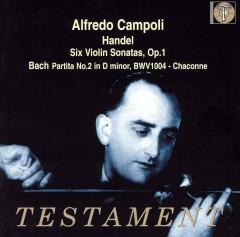 Handel, G.F. - Six Violin Sonatas