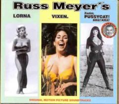 Meyer, Russ - Lorna/Vixen/Faster Pussyc