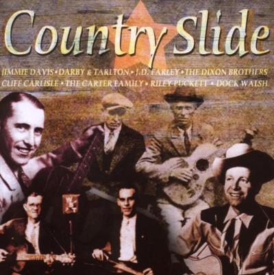 V/A - Country Slide