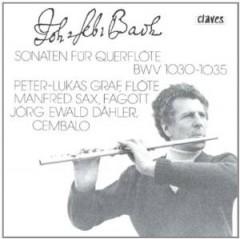 Bach, J.S. - Sonatas For Flute