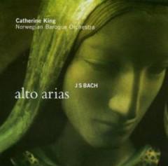Bach, J.S. - Alto Arias